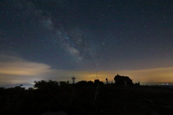 은하수_밤하늘을 수놓은 별들