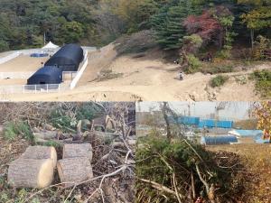 위례 상월선원에 종무원까지 강제 동원 '논란'